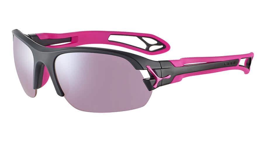 Cebe S'Pringe Matte Black Pink