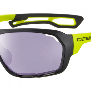 Cebe Upshift Matt Black Lime