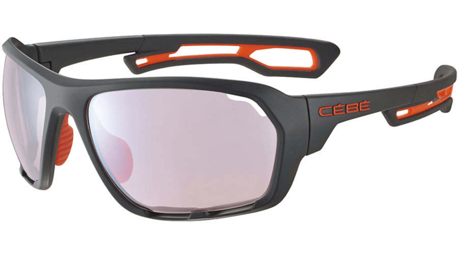 Cebe Upshift Matt Black Orange