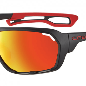 Cebe Upshift Matt Black Red